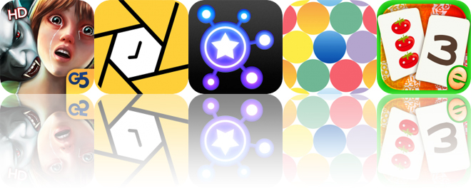 Today's Apps Gone Free: Deep Town, FrameLapse, Dream-X and More