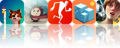 Today's Apps Gone Free: Fox Eats Chicks, Wide Sky, Anim8 and More