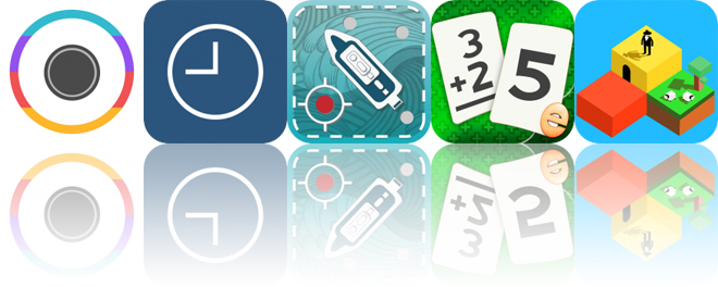 Today's Apps Gone Free: ManCam, Time Manager, Battleship Online and More