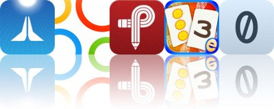 Today's Apps Gone Free: Weather Gods, Intervals, Parker Planner and More