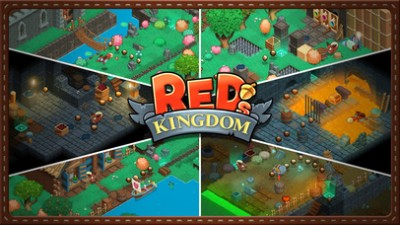 Roll and Dash Your Way Through the Puzzles of Red's Kingdom