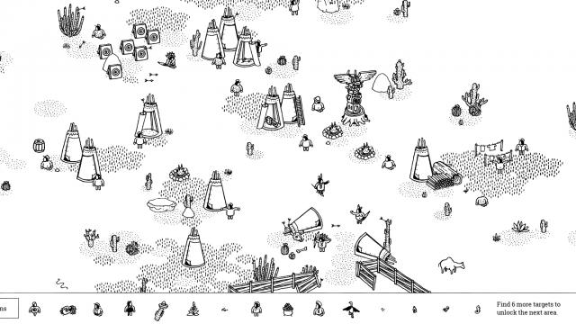 Hidden Folks is a Charming, Modern Day 'Where's Waldo?'