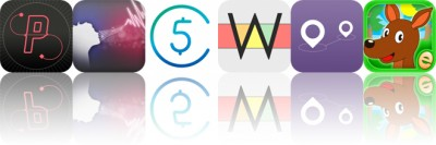 Today's Apps Gone Free: Path On, Hum A Hit, 5coins and More