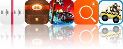 Today's Apps Gone Free: RadioApp, Humidex, Pixel Boat Rush and More