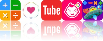 Today's Apps Gone Free: Solve, Love Test Meter, Tube and More