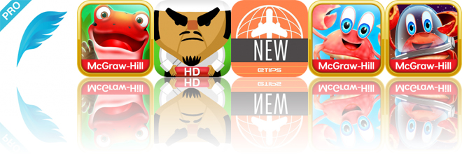 Today's Apps Gone Free: Tweety, Word Wonderland, Tabata and More