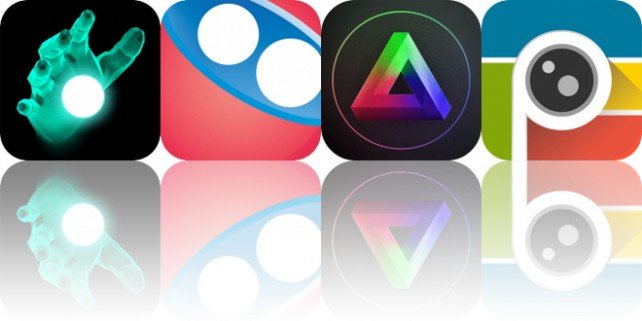 Today's Apps Gone Free: Nightgate, Slither Inks Pinball Run, After3D and More