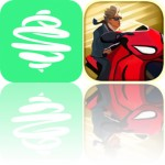 Today's Apps Gone Free: Galaxy Groove, Draw in 3D, Lane Splitter and More