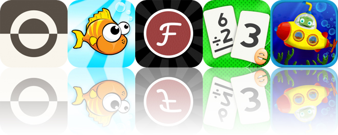 Today's Apps Gone Free: Fonta, Fish Balls, Fontpress and More