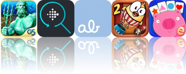 Today's Apps Gone Free: Hidden Wonders of the Depths, Fitbit Finder, Cursive Writing and More