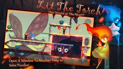Burn Through Time in Lit the Torch, a Charming Puzzle Platformer