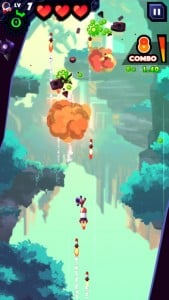 Have a Blast as a Missileman in This Frantic Arcade Shooter