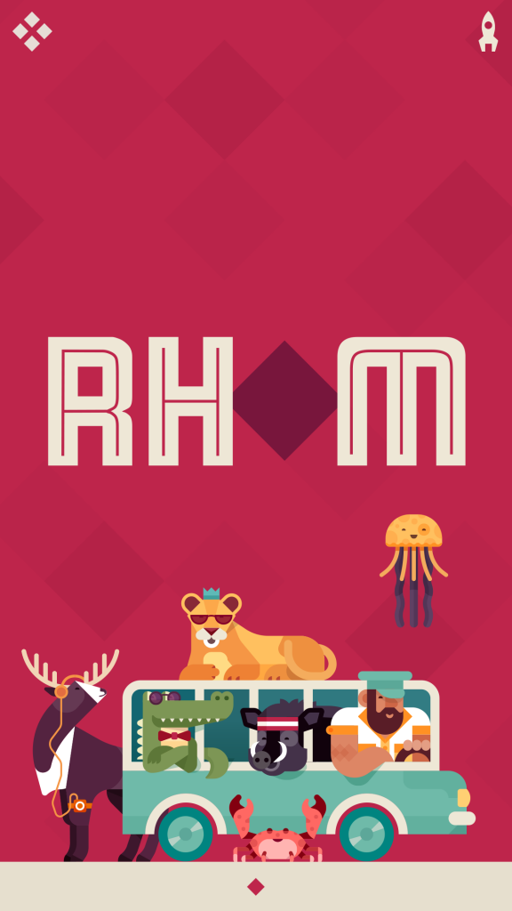 Get Animals to Their Destinations in the Puzzling Rhom Bus