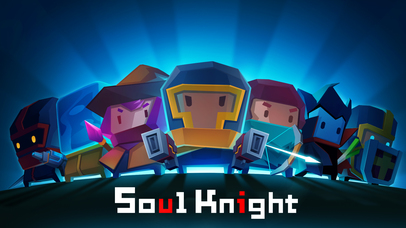 Soul Knight is the Ultimate Roguelike Shooter on iOS