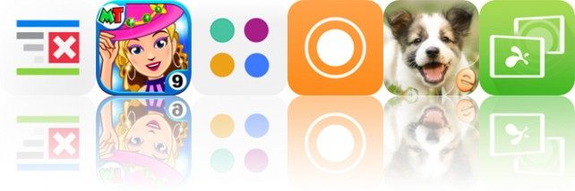 Today's Apps Gone Free: Content Blocker, My Town: Fashion Show, Agenda: Widget and More