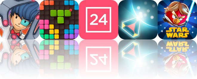 Today's Apps Gone Free: Cell Surgeon, Quadris, Widget Calendar and More
