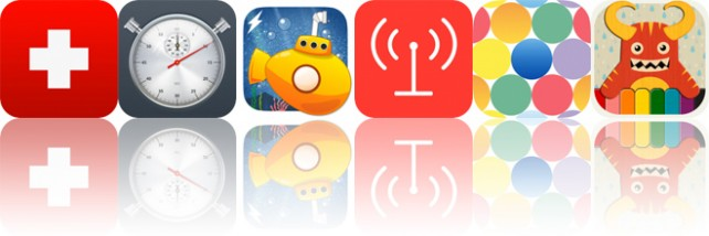 Today's Apps Gone Free: palmEM, Stopwatch, Wee Subs and More