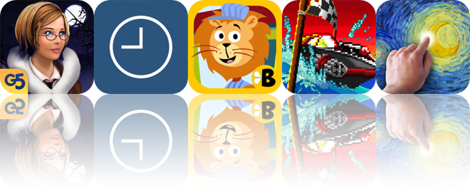 Today's Apps Gone Free: Treasure Seekers 3, Time Manager, Zoo Train and More