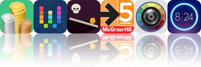 Today's Apps Gone Free: Budgets, Workflow, Teeter and More