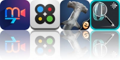 Today's Apps Gone Free: Musemage, Eighty-Eight, Shark Puzzles and More