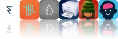 Today's Apps Gone Free: Prompts, TallySheet, Relax Rain and More