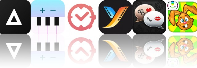 Today's Apps Gone Free: Able Black, Classicalc, aTimeLogger and More