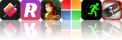 Today's Apps Gone Free: Linia, RunCadence, Impressionism and More