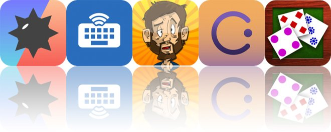 Today's Apps Gone Free: GoMine.io, The Great Fusion, KeyWi and More