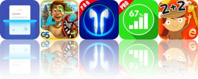 Today's Apps Gone Free: Jet Scanner, Youda Survivor, Double Player and More