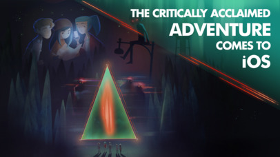 photo image Be in Control of the Ghostly World of Oxenfree, Now on iOS