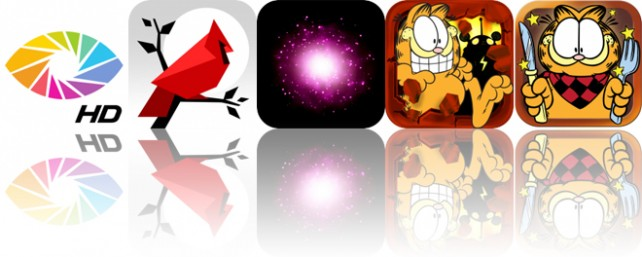 Today's Apps Gone Free: Orasis, Cardinal Land, xSky and More