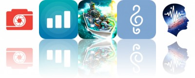 Today's Apps Gone Free: CameraPixels, DataFlow, Fortress: Destroyer and More