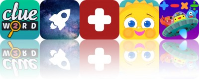 Today's Apps Gone Free: Clue Word 2, nvNotes, Monogram and More