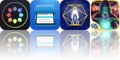 Today's Apps Gone Free: Color Name, Smart PDF Scanner, Moving Space and More