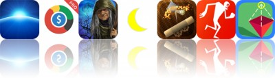 Today's Apps Gone Free: Earthlapse, DayCost, Golden Trails 2 and More