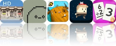 Today's Apps Gone Free: Metropolitan HD, Hatchi, Even Monsters Get Sick and More