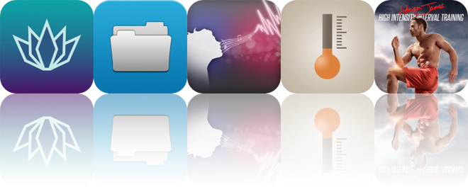 Today's Apps Gone Free: Lily, File Manager, Hum A Hit and More