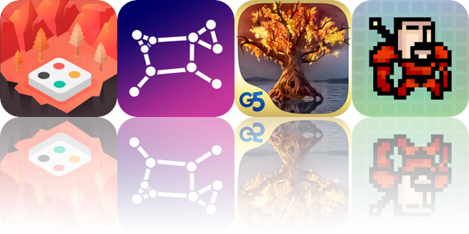 Today's Apps Gone Free: Blyss, Night Sky, Spirit Walkers and More
