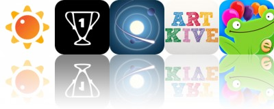 Today's Apps Gone Free: Relight, Visulax Golf, Orbit Path and More