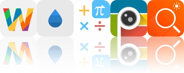 Today's Apps Gone Free: Wax, Shower Savvy, CALC Swift and More