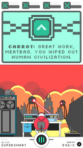 Create a Snarky AI Named CARROT in Artificial Superintelligence