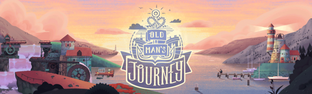 Reflect on Life's Emotional Moments in Old Man's Journey