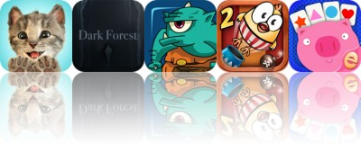 Today's Apps Gone Free: Little Kitten, Dark Forest, Memory Quest and More