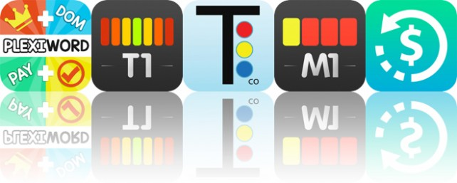 Today's Apps Gone Free: Plexiword, Tuner T1, Tico and More