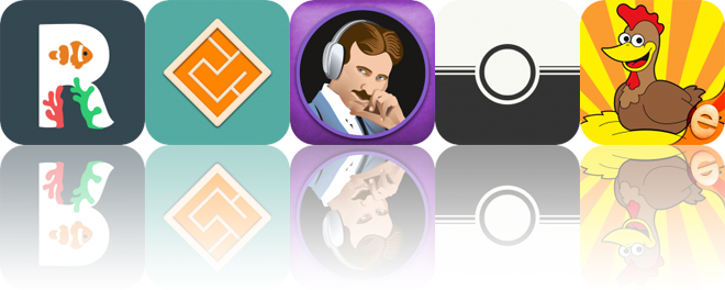 Today's Apps Gone Free: Reefminder, Minimal Maze, AmbiScience and More