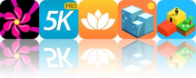 Today's Apps Gone Free: iOrnament Crafter, 5K Trainer, Essence and More