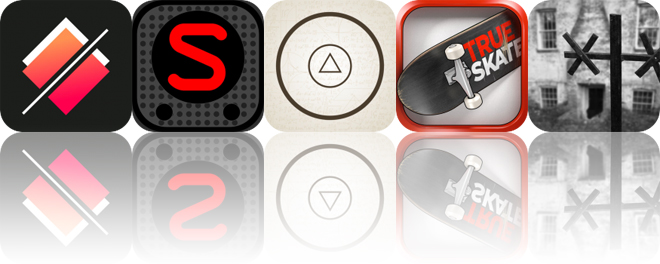 Today's Apps Gone Free: Linia, SomaFM, Mathematical Run and More