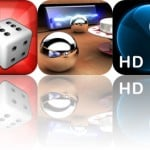 Today's Apps Gone Free: Magic Window, Backgammon, Multiponk and More