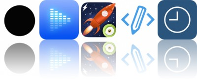 Today's Apps Gone Free: A Noble Circle, LeechTunes, Wee Rockets and More