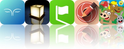 Today's Apps Gone Free: Mindbliss, Tourou Nagashi Photo Frame, Golf Sight and More